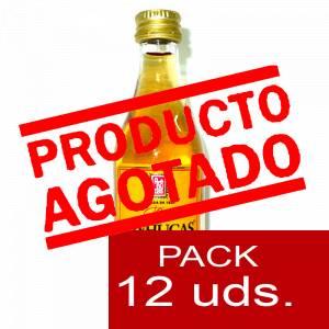 3 Ron - Ron Arehucas Oro 5cl - PT 1 PACK DE 12 UDS