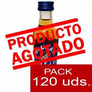 3 Ron - Ron Brugal 5cl CAJA DE 120 UDS