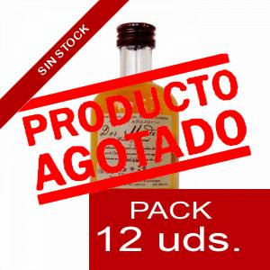 3 Ron - Ron Dos Maderas 5+3 5cl 1 PACK DE 12 UDS