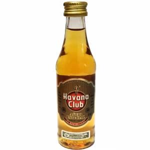 3 Ron - Ron Havana Club Añejo Especial 5cl