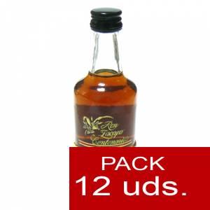 3 Ron - Ron Zacapa 23 años 5cl 1 PACK DE 12 UDS