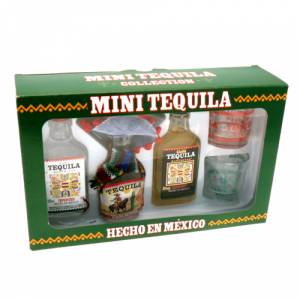 4 Tequila - Tequila Kit 3 unidades