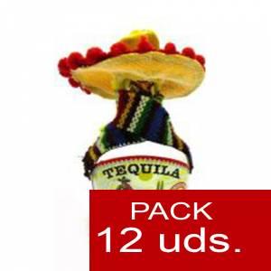 Imagen 4 Tequila Tequila Panchitos 5cl PACK DE 12 UDS