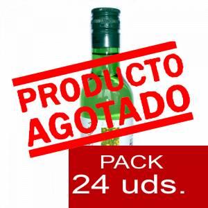 4 Vino - Vino Blanco Jaume Serra - Penedés 18.7 cl CAJA COMPLETA 24 UDS