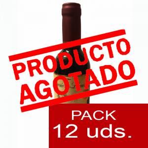 4 Vino - Vino Señorio de los Llanos Crianza 37.5 cl CAJA COMPLETA 12 UDS