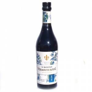 5 Vermouth - Vermouth Royal Blanc 37,5cl