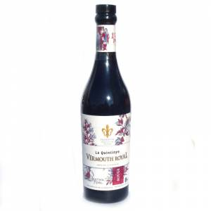 5 Vermouth - Vermouth Royal rouge 37,5cl