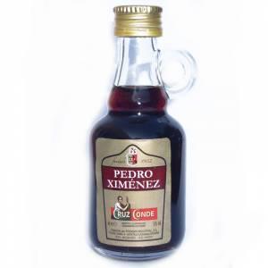 5 Vino - Vino Pedro Ximenez jarrita cristal 4cl