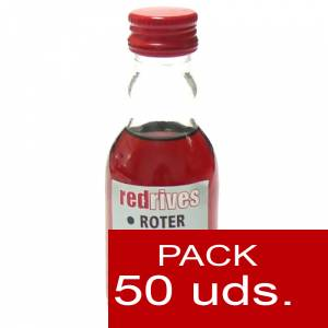 5 Vodka - Vodka Red Rives 5cl CAJA DE 50 UDS