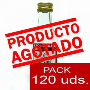 5 Vodka - Vodka Stolichnaya 5cl CAJA DE 120 UDS