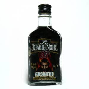 6 Otros - Absenta 85 Negro - Le Diable Rouge 4cl