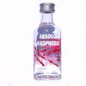 Imagen 6 Vodka Vodka Absolut Raspberri 5cl