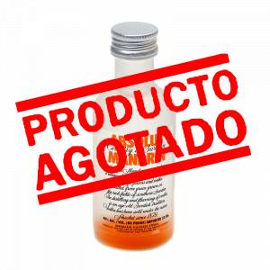 7 Vodka - Vodka Absolut Mandrin 5cl