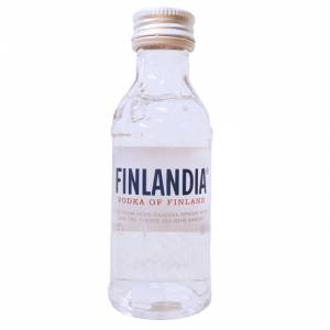 7 Vodka - Vodka FINLANDIA 5cl.