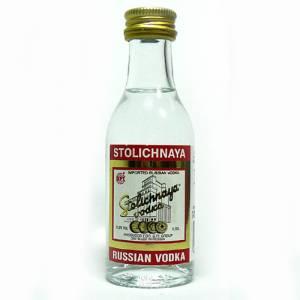 7 Vodka - Vodka Stolichnaya 5cl