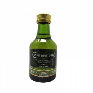 7 Whisky - Whisky CONNEMARA tubed 5cl