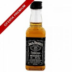 7 Whisky - Whisky Jack Daniels PLASTICO 5cl (OFERTA LIMITADA)