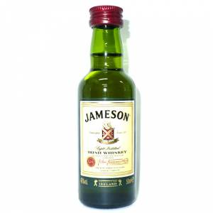 7 Whisky - Whisky Jameson 5cl