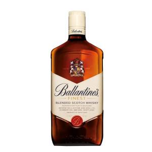 8 Whisky - Whisky Ballantines Finest 70 cl