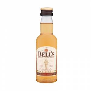 8 Whisky - Whisky Bells (Blended Scotch Whisky) 5cl.