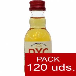 8 Whisky - Whisky DYC Selected Blended Caja de 120 uds.
