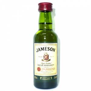 8 Whisky - Whisky Jameson 5cl