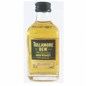 8 Whisky - Whisky Tullamore Dew 5cl