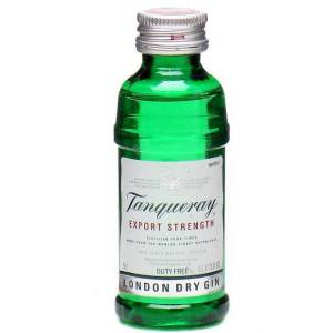 Ginebra - Ginebra Tanqueray - Export Strength 5cl