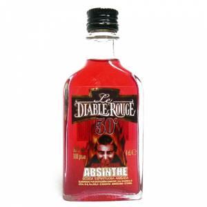 Otros - Absenta 50 Rojo - Le Diable Rouge 4cl