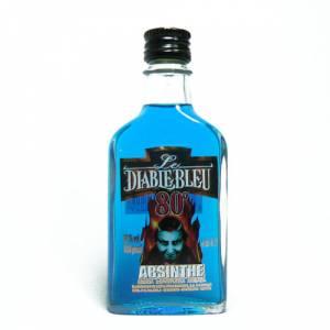 Otros - Absenta Azul  80 - Le Diable Rouge 4cl
