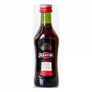 Vermouth - Vermouth Martini Rosso 5cl
