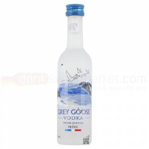 Vodka - Vodka Grey Goose 5cl (SUPER OFERTA 2018)