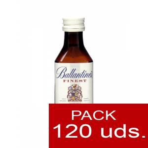 Whisky - Whisky Ballantines Finest 5cl CAJA DE 120 UDS