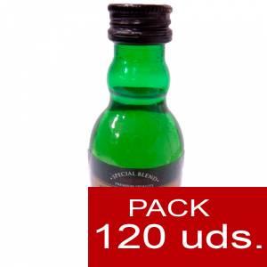 Whisky - Whisky DYC 8 años. 5cl CAJA DE 120 UDS