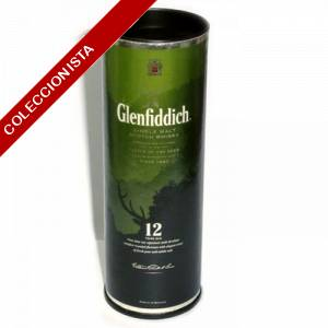 Imagen Whisky Whisky Glenfiddich 12 años c/Tubo, 5cl